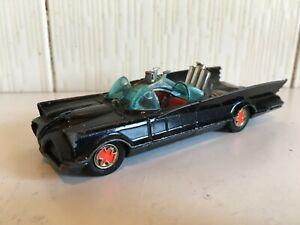 CORGI TOYS Batmobile 267 - 1967 Version for Spares or Repair