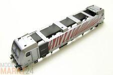 Ersatz-Gehäuse Railpool RTC Zebra z.B. für PIKO Elektrolok 186 283 Spur H0 - NEU