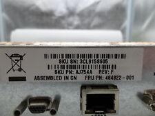 HP AJ754A 2000sa Smart Array Controller Module - 484822-001