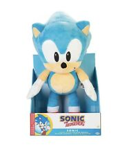 "Sonic The Hedgehog Sonic Jumbo Plush 20"" Inch Tall Plush NEW 2020 Collectible"