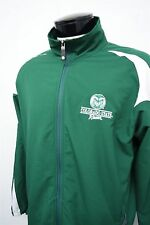 Colorado State Rams University College Football full zip jacket sz L mens #5984