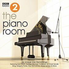 The Piano Room  (CD)  New!   Sheeran, U2, Coldplay  BBC