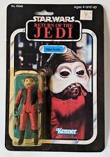 NIEN NUNB Star Wars ROTJ 65-Back Kenner Action Figure Vintage 1983 MOC NIB