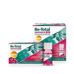 Be-Total Advance B12 Sostegno Stanchezza Fisica e Mentale