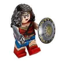LEGO DC COMICS SUPER HEROES MINIGURE MINIFIG WONDER WOMAN SWORD SHEILD 76075