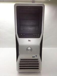 Dell Precision T7500 2x Xeon X5667 3.06GHz 8-Core 192GB DDR3 160GB HDD FX 3800