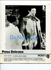 Cicely Tyson Dick Anthony Williams A Woman Called Moses Original Movie Photo