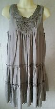 NEW Designer Y LONDON ladies summer dress size 12 14 medium M