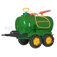 Rolly Toys rollyTrailer Tanker John Deere