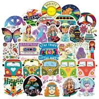 100 Random Vinyl Laptop Skateboard Stickers Luggage Decals Sticker Lot