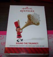 HALLMARK KEEPSAKE CHRISTMAS TREE  ORNAMENT  (MUSIC) MULTIPLE YEARS NEW IN BOX