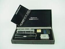 Porst KX50 Subminiature camera Re-Badge Version of Yashica Ataron - Boxed & Rare