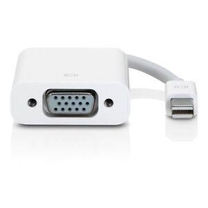 NEW Apple Mini DisplayPort to VGA Adapter MB572Z/B  in sealed original box