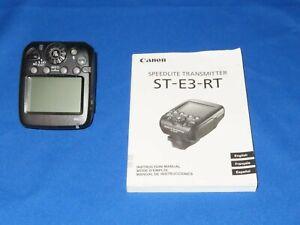 Canon Speedlite Transmitter ST-E3 RT Version 1