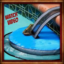 FROG LOG Swimming Pool Critter ESCAPE RAMP Device RESCUE SYSTEM Pool Cleaner