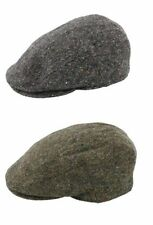 Failsworth 100% Wool Flat Caps for Men