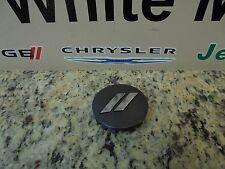 "11-17 Dodge Charger Challenger 20"" Wheel Center Cap Daytona T/A Gray Mopar OEM"
