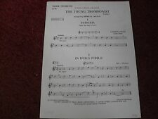 The Young Trombonist Volume 1 Arr. Sidney M. Lawton Tenor Bb Trombone (treble)