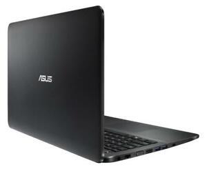 """Asus F555DG AMD FX-8800P  8GB 256GB SSD Radeon R7  15.6"""" Screen Win 10 Pro"""