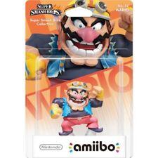 Nintendo Amiibo Super Smash Bros Collection No 32 Wario