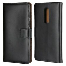 Luxury Genuine Real Leather Flip Wallet Case Cover For OnePlus 6 5T 5 3T 3 2 One