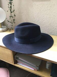 Hobbs Fedora Hat (One Size)