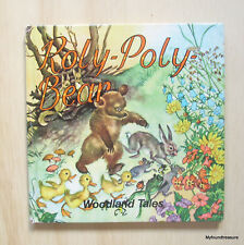 Roly Poly Bear - Dolly RUDEMAN - Woodland Tales -