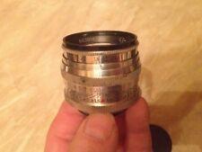 Lens JUPITER 3 1,5/50mm русский (Fed, Zorki, Leica) № 6309833.....1963г