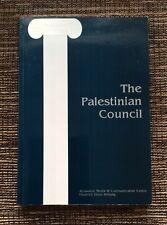 VERY RARE 1996 The Palestinian Council: Jerusalem Media & Communication Centre