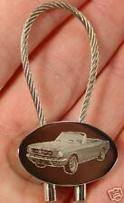 Ford Mustang Cabriolet Porte-clés Porte-clés Année De Fabrication 1965