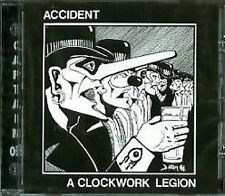 Major Accident A Clockwork Legion CD NEW SEALED Punk