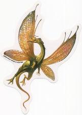 DRAGON FLY FLYING DRAGON DINOSAUR VINYL STICKER/DECAL Boris Vallejo & Julie Bell