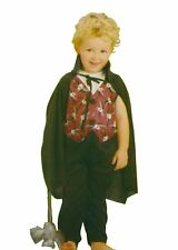 Toddler Count Toddler Costume Vampire Fancy Dress Halloween Outfit