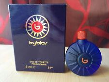Miniature de Parfum : Diana Se Silva - Byblos pour homme