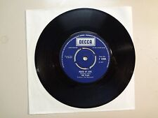 "FLIES: House Of Love 2:20- It Had To Be You 2:18-U.K. 7"" 67 Decca Record F 12594"