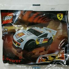 Lego 30192 Ferrari F40 Car Shell V-Power New and Sealed in Polybag. Rare !!