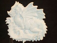 Winged Dragon Favor Dish/Decoration - Ceramic Bisque Ready to Paint