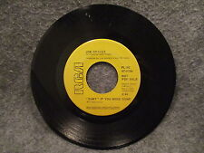 "45 RPM 7"" Record Joe Graves Its Got To Be For Real RCA Records 47-9758 VG"