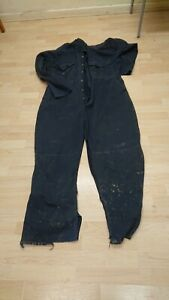Dickies Ladies Or Mens Use Navy Blue Colour Boilersuit Or Overalls.