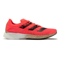 adidas Mens adizero Pro Running Shoes Trainers Sneakers - Red Sports Breathable