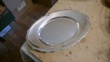 Vintage 8 Inches Epns Nut Dish? Sweetie Tray? Keys?