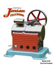 Jensen Model #85 Live Steam Engine