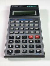 RARE Casio FX-100D Pocket-mini calculator SUPER-FX - Collectible JAPAN!