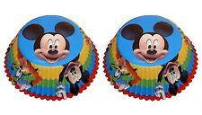 "Muffins-Papierbackförmchen ""MICKEY MOUSE"" maxi - 50 Stück, Micky Maus"