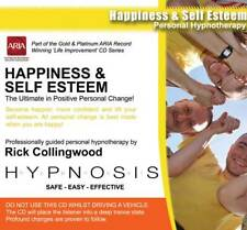 Hypnosis, Vol. 5: Happiness and Self Esteem by Rick Collingwood (CD, Dec-2005, M