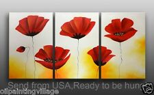 """Framed Oil painting on canvas 72x36""""H Ready to be hung Free shipping from USA"""
