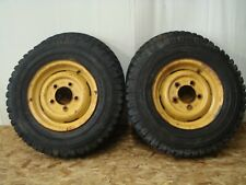 Camel Trophy Discovery Wheels & Tyres - Set of 4 - VERY RARE - SET 2