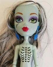 Monster High Light-Up Frankie Stein Ghouls Alive Nude Doll