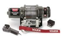 YAMAHA Warn 91232 Vantage 3000 Steel Cable ATV Winch 3000 Lb VIKING UTV RHINO