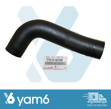 GENUINE TOYOTA RAV4 HOSE FROM FUEL TANK TO FILLER PIPE 77213-42100, 7721342100